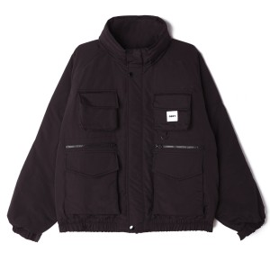 Obey - Tactics Jacket - Black