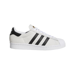 Adidas - Superstar ADV - White/ Black / Gold