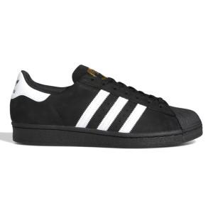 Adidas - Superstar ADV - Black / White / Gold