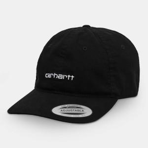 Carhartt - Canvas Coach Cap - Black