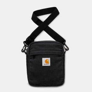 Carhartt - Cord Small Bag - Black