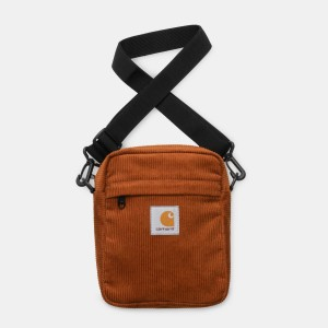 Carhartt - Cord Small Bag - Brandy