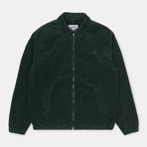 Carhartt WIP - Madison Jacket - Dark Teal