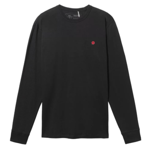 Vans - Kyle Walker l/s Rose Tee - Black