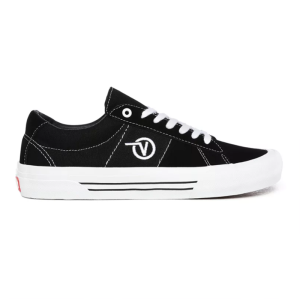 Vans - Saddle Sid Pro - Black / White