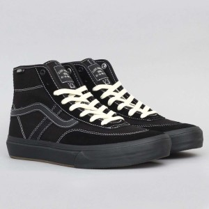 Vans - Gilbert Crockett High Pro - Black / Black