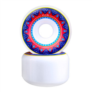 VLCN - Sicilian Cart Wheels 101A - 52mm