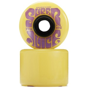 OJ - Super Juice Yellor 78a Wheels - 60mm