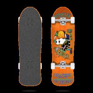 Cruzade - Sketchy Is Fun Complete Skateboard - 9.0
