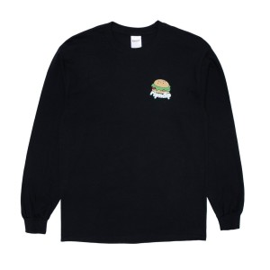 Ripndip - Fat Hungry Baby Long Sleeve - Black