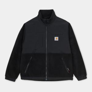Carhartt WIP - Nord Jacket - Polartec Black