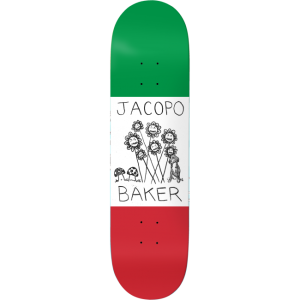 Baker - Jacopo Carozzi Centrale Deck - 8.0