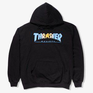 Thrasher - Argentina Hoodie - Black