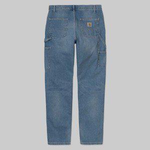 Carhartt - Ruckus Single Knee Pant - Blue Worn Bleached