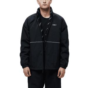 Obey - Prone Jacket - Black