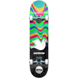 Almost - Skatestain Complete Skateboard - 7.5