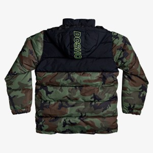 DC Shoes - Straffen Jacket - Camo