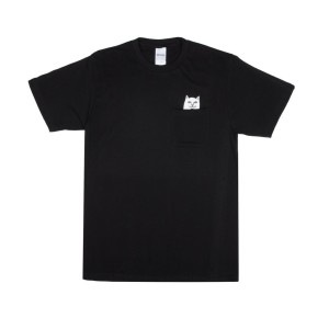 Ripndip - Lord Nermal Pocket Tee - Black