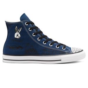 Converse - Chuck Taylor All Star Sean Pablo Hi - Navy