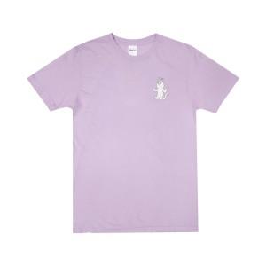 Ripndip - Halo Tee - Purple Min. Wash
