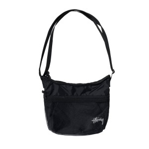 Stussy - Lightweight Shoulder Bag - Black