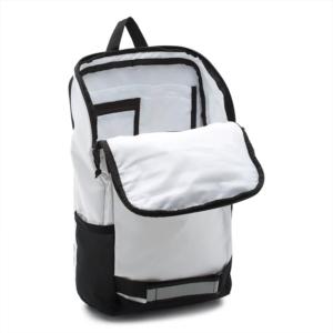 Vans - Reflective Backpack - White