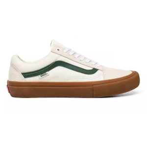 Vans - Old Skool Pro - Marshmallow / Alpine