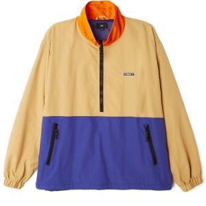 Obey - The Tucker Anorak Jacket - Multi