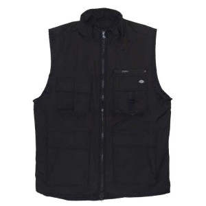 Dickies - Stillmore Vest Jacket - Black