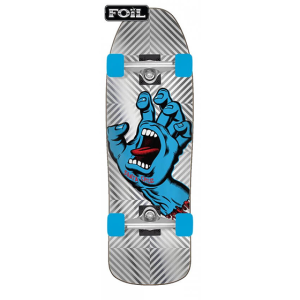 Santa Cruz - Screaming Hand Foil 9.35in x 31.7in Cruzer 80s Cruzer
