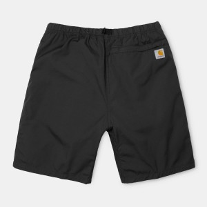 Carhartt - Clover Short - Black Rinsed