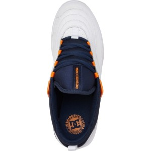 DC Shoes - Williams Slim - White / Navy