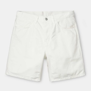 Carhartt - Newel Short - White