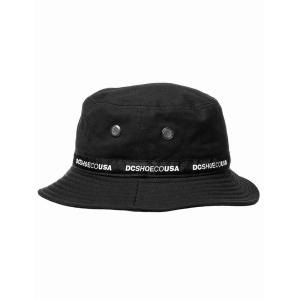 DC Shoes - Scratcher Bucket - Black