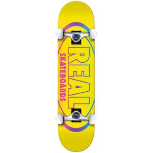 Real - Oval Gleam Complete Skateboard - 8.25