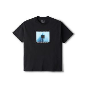 Polar - I Like It Here Tee - Black