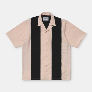 Carhartt - Lane Shirt - Powdery