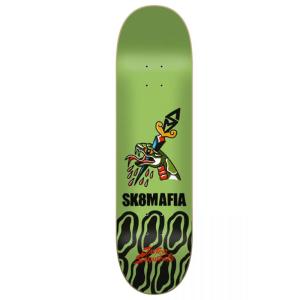 Sk8mafia - Sarmiento Animal Style Deck - 8.1