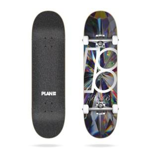 Plan B - Kaleidoscope Complete Skateboard - 8.0