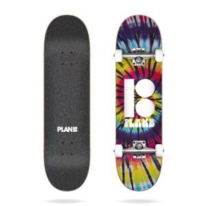 Plan B - Spiral Complete Skateboard - 7.75