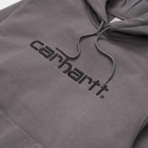 Carhartt WIP - Hooded Carhartt Sweatshirt - Husky