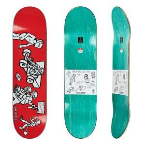 Polar Skate Co - Cash Is Queen Deck - 8.125