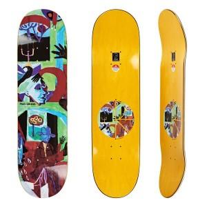 Polar Skate Co - Moth House Deck - 8.5