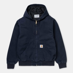 Carhartt - Active Jacket - Navy