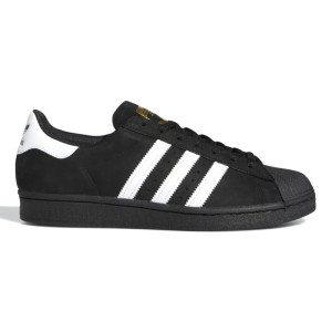 Adidas - Superstar ADV - Black / White / Gold