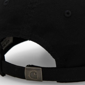 Carhartt - Canvas Coach Cap - Black