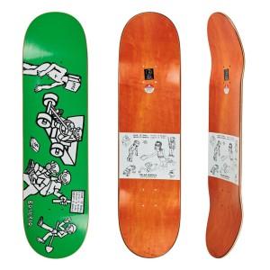 Polar Skate Co - Cash Is Queen Deck - 8.75
