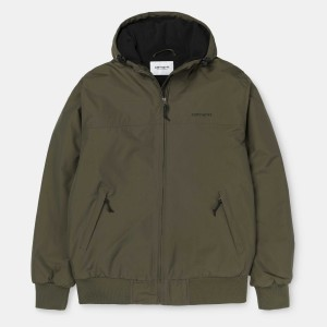 Carhartt - Hooded Sail Jacket - Cypress
