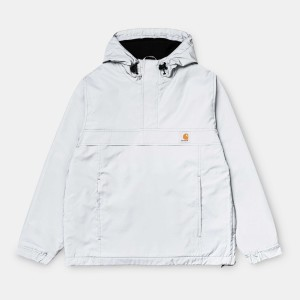 Carhartt WIP - Nimbus Pullover Jacket - Reflective Grey