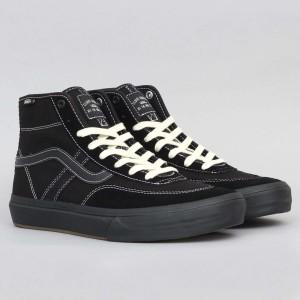 Vans - Gilbert Crockett High Pro - Black / Black